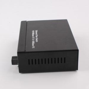 10100M Fiber Switch 1 Fiber Port 7 RJ45 Ports4