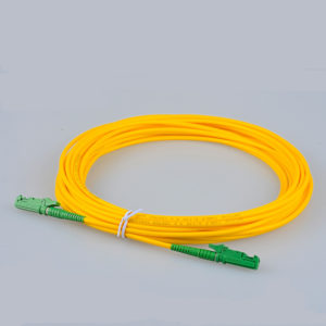 E2000 fiber optic patch cable 3M