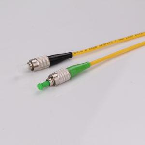 FC to ST Singlemode Simplex 3.0mm Hybrid Fiber Optic Patchcords