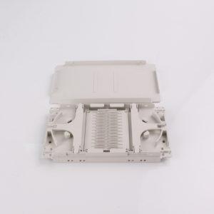 FOST24A 24 Cores Fiber Fusion Splice Trays1