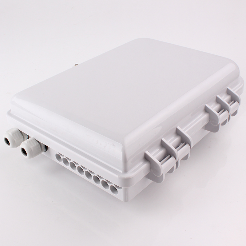 FTTH16A 16Cores Outdoor|Indoor Fiber Optic Distribution Box Side Views