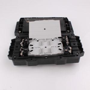 Horizontal OEM&ODM Fiber Optic Splice Enclosure FOSCHE splice traya detail