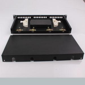 RTBD SC FC ST 24ports FTTH fiber optic termination box inside view2