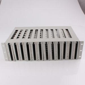 RTBE 144cores Rack Mount Fiber Optic Terminal Box