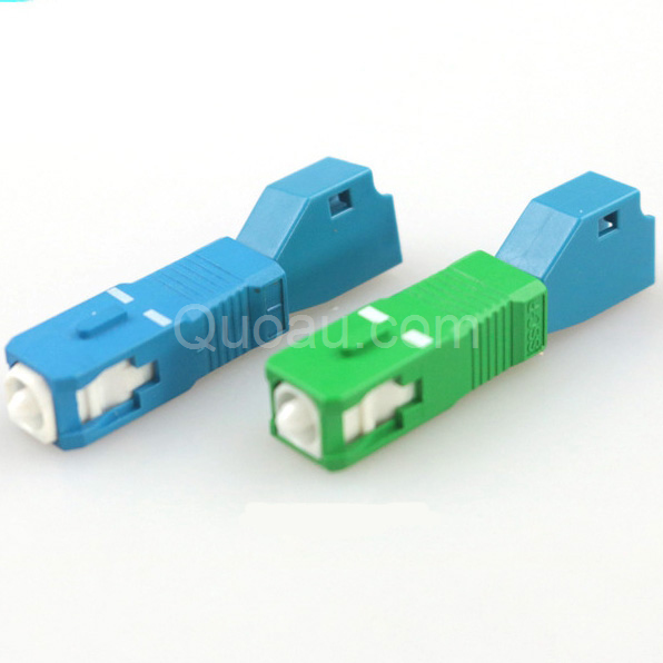 SC to LC Fiber optic Attenuator