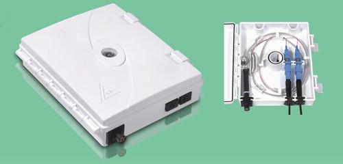 FTTH02D 2 Cores FTTH Access Terminal Box