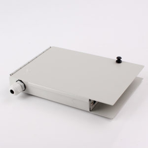 WTBB 8 Fiber  16 Fiber Wall Mount Fiber Optic Termination Box