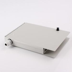 WTBB 8 Fiber  16 Fiber Wall Mount Fiber Optic Termination Box