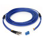 Armoured Fiber Optic Patch Cord Distribution Cable