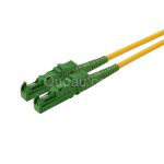 E2000 Fiber Optic Patch Cord for Distribution Cable Single mode
