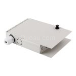 4 Fibers SC Wall Mounted Fiber Optic Terminal Box Supplier