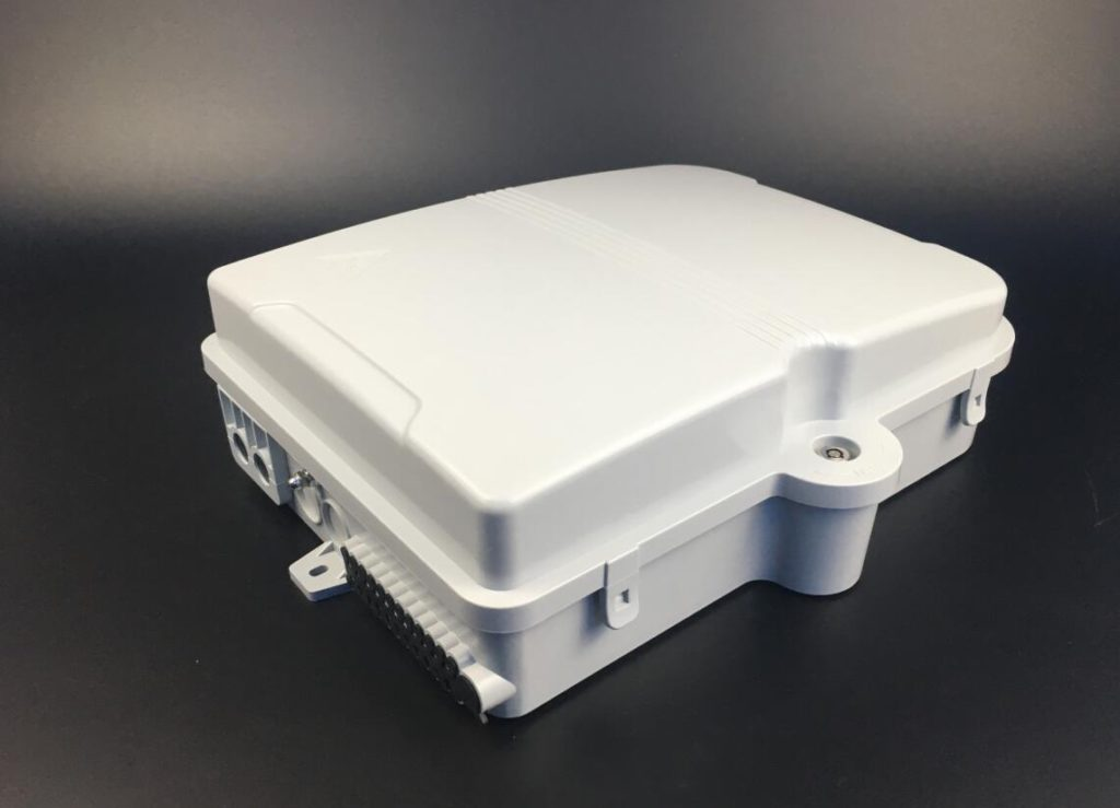 FTTH24B FTTH wall outlet & termination box solutions