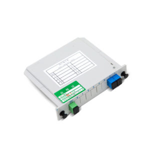 cassette-plc-mini-plug-in-1x2-sc-upc-fiber-optic-splitter
