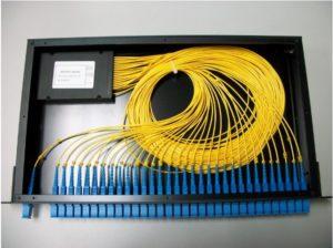 odf-rack-mount-splitters-19-1u-fiber-optic-splitters-1x32-scupc