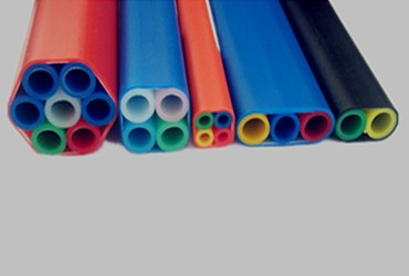 HDPE Microduct Fiber Optic Cable
