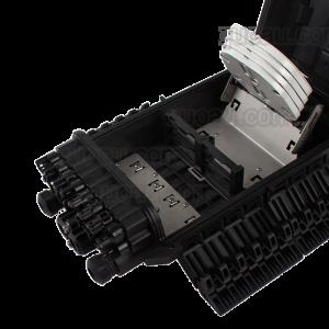 16 cores SC inline fiber optic splitter encloures FTB16G.`.
