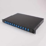 12 cores fiber optic ODF rack mount terminal box RTBA Factory directly supply.1U