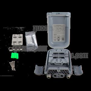 Multicore fiber optic distribution box FTB16I.`