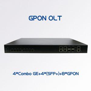 1U GPON OLT 8PON PORTS 4GE GPON OLT 8PON TW8008G`1U GPON OLT 8PON PORTS 4GE TW8008G