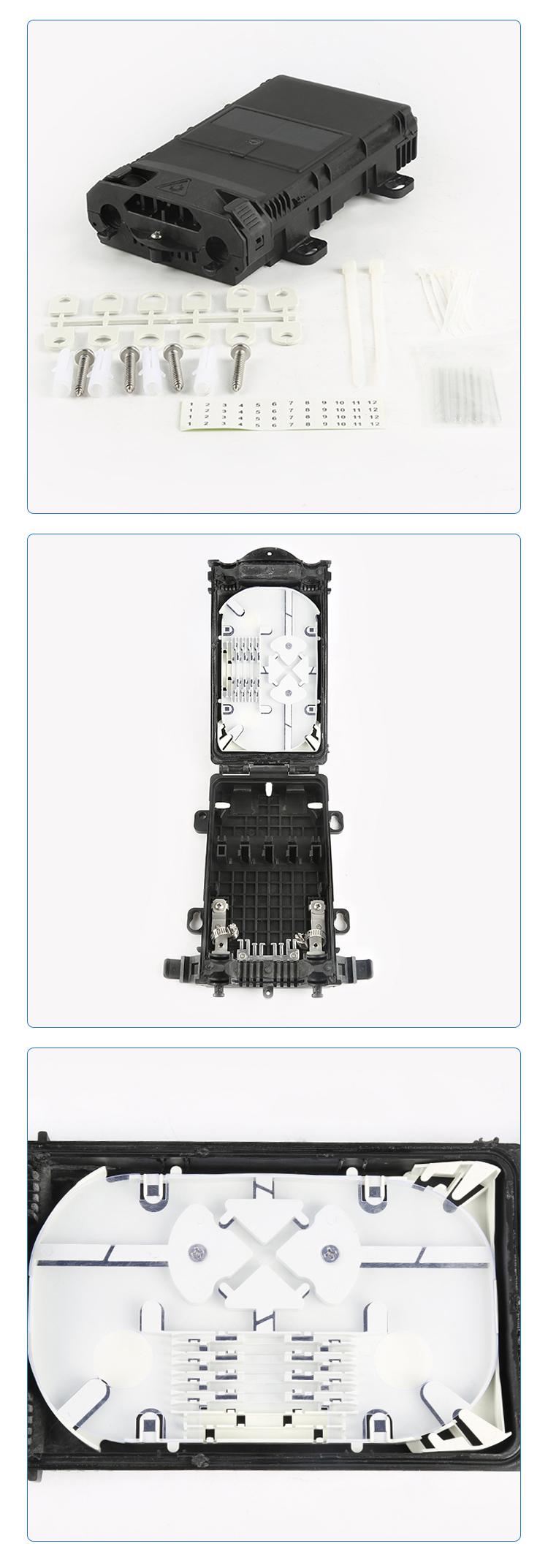 FTTX 8core fiber FOSCM8