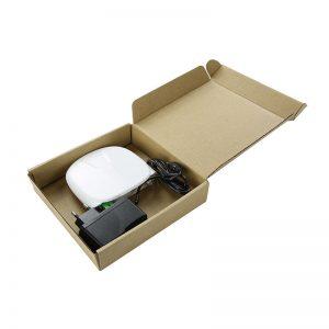 AGC FTTH CATV fiber optic mini receiver node WDM