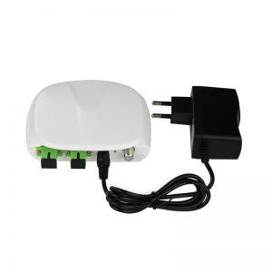 AGC FTTH CATV fiber optic mini receiver node WDM..
