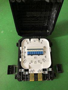 Caja FTTX Distribucion 8 cores FOSCM8B.